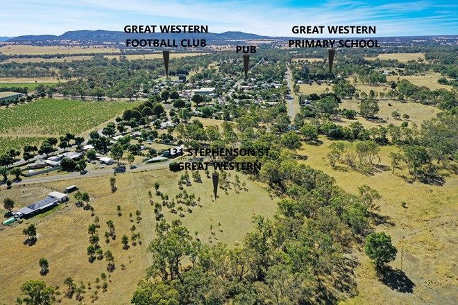 Picture of 131 Stephenson Street, GREAT WESTERN VIC 3374