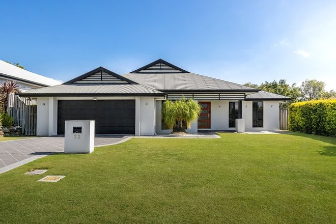 Picture of 22 Zeus Circuit, COOMERA WATERS QLD 4209