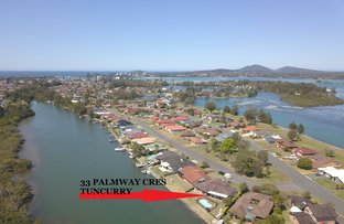 Picture of 33 Palmway Cresent, Tuncurry NSW 2428
