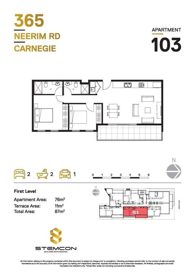 103/365-367 Neerim Road, Carnegie VIC 3163, Image 1