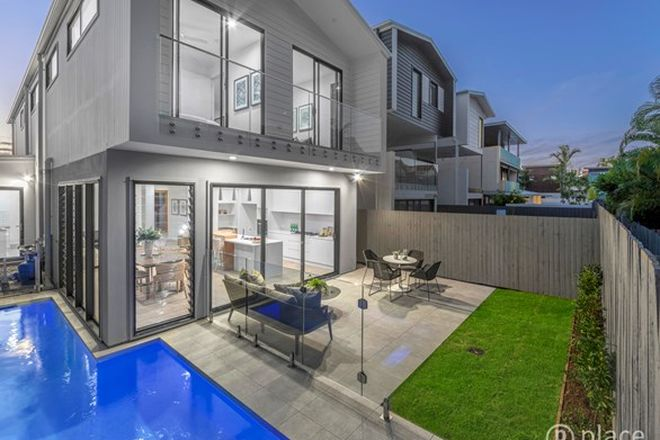 Picture of 8c Bevis Street, BULIMBA QLD 4171