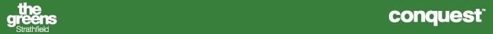 Branding for The Greens, Strathfield