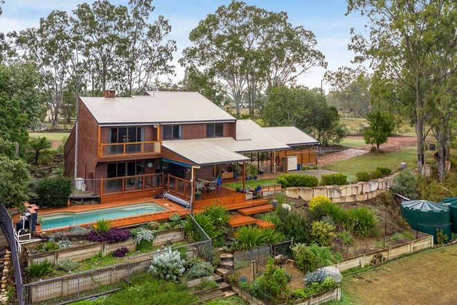 Picture of 192 Lockyer Creek Road, HELIDON QLD 4344