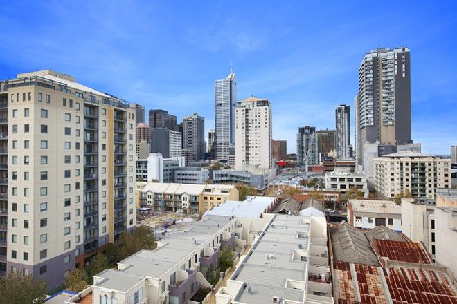 Picture of 912/58 Jeffcott Street, WEST MELBOURNE VIC 3003