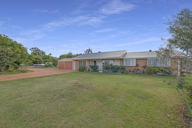 Picture of 4 Peggs Road, OAKWOOD QLD 4670