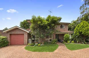Picture of 3/1 Knox Place, Normanhurst NSW 2076