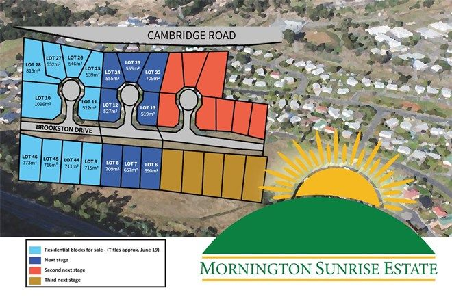 Picture of Lot 44 Mornington Sunrise Estate, MORNINGTON TAS 7018