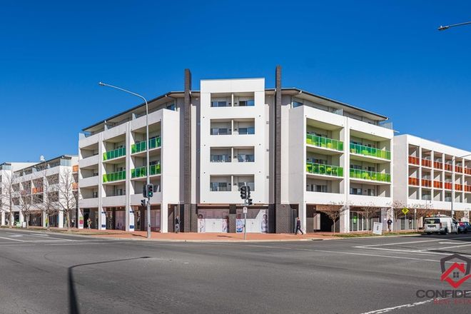 Picture of 217/142 Anketell Street, GREENWAY ACT 2900