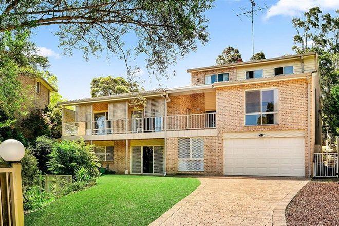 Picture of 44 Oratava Avenue, WEST PENNANT HILLS NSW 2125