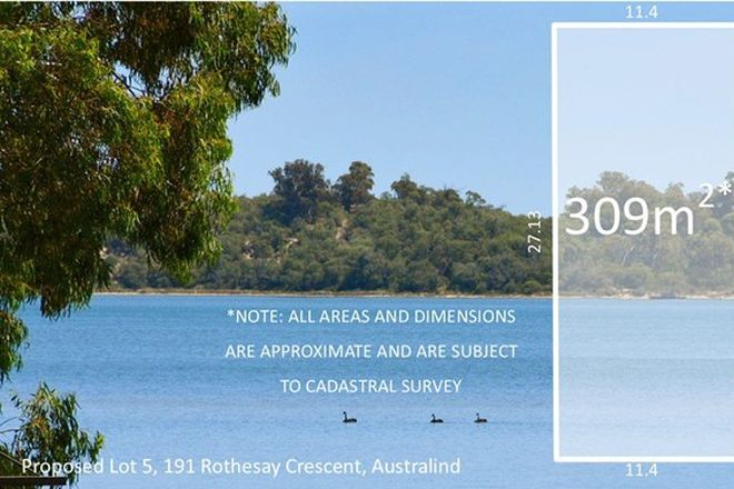Picture of 5/Proposed Lot 5/191 Rothesay Crescent, AUSTRALIND WA 6233