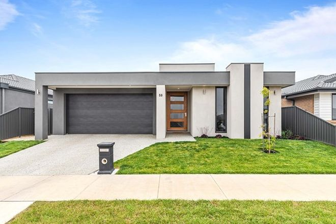 Picture of 59 Canopy Avenue, ALFREDTON VIC 3350