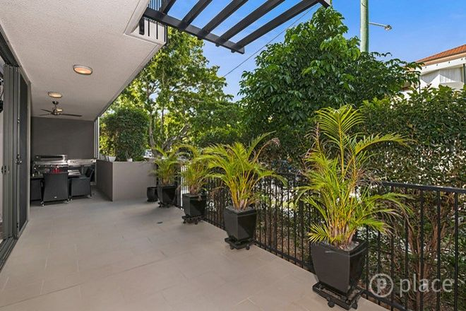Picture of 16/166 Sydney Street, NEW FARM QLD 4005