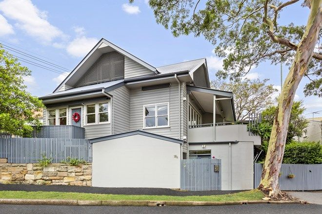 Picture of 16 Spring  Street, BIRCHGROVE NSW 2041