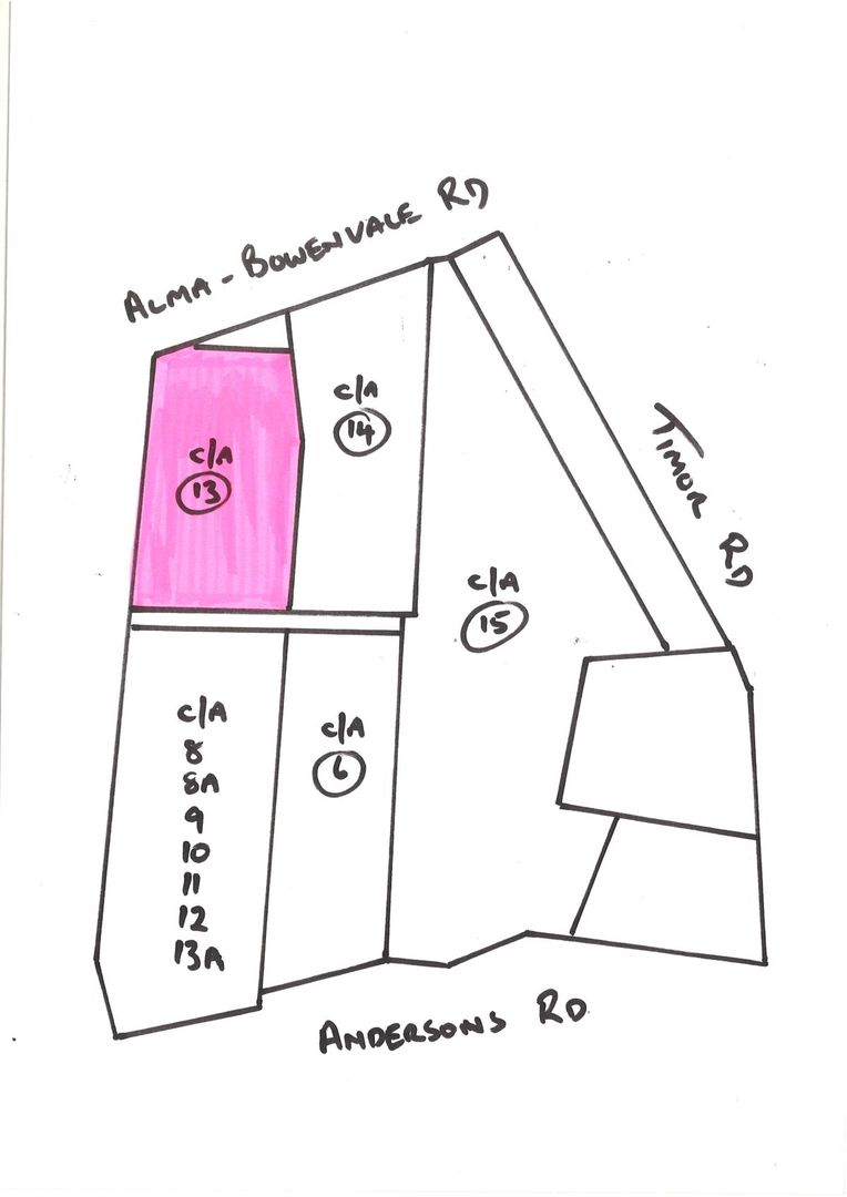 CA13 Sect 17 Alma-Bowenvale Road, Bowenvale VIC 3465, Image 2