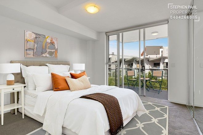 Picture of 3508/22 Carraway Street, KELVIN GROVE QLD 4059