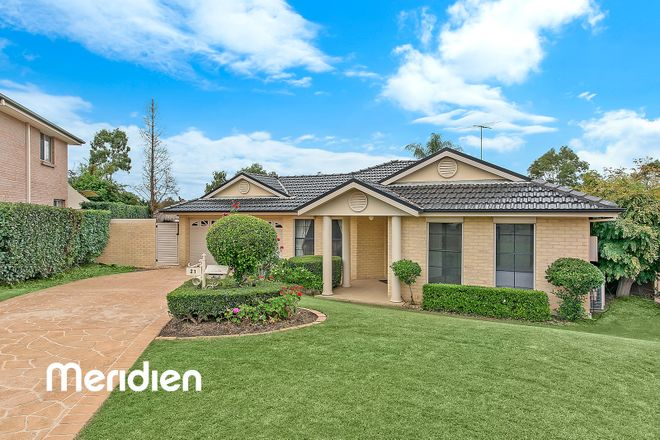 Picture of 21 Connor Place, ROUSE HILL NSW 2155