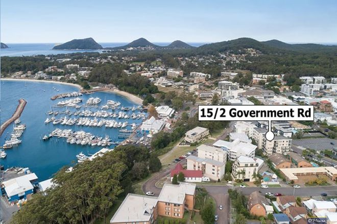 Picture of 15/2 Government Road, NELSON BAY NSW 2315