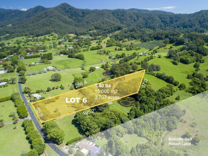 Lot 6, 162 North Bonville Road, Bonville NSW 2450, Image 0