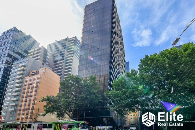 Picture of 1807/7 KATHERINE PLACE, MELBOURNE VIC 3000