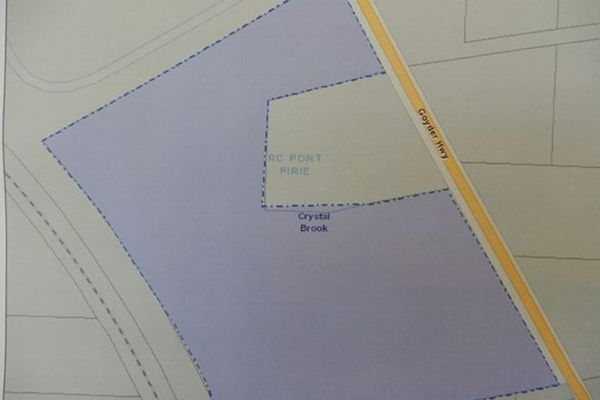 Picture of Lot 5 Goyder Hwy, CRYSTAL BROOK SA 5523