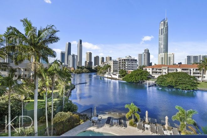 Picture of 202/21 Peninsular Drive, SURFERS PARADISE QLD 4217