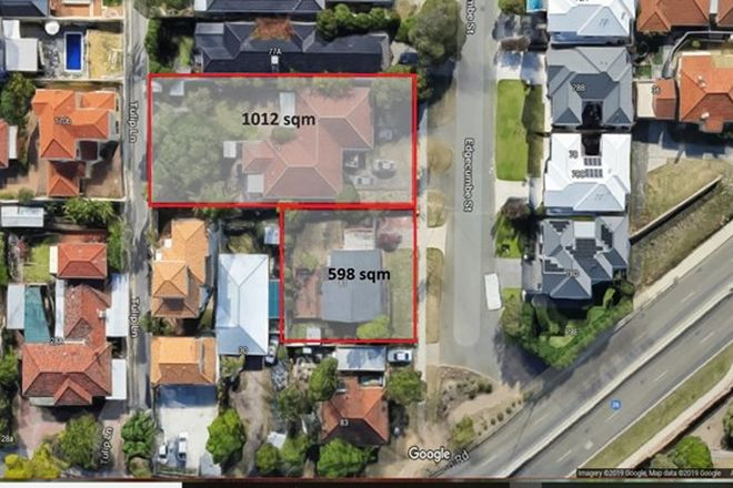 Picture of 79 & 81 Edgecumbe Street, COMO WA 6152