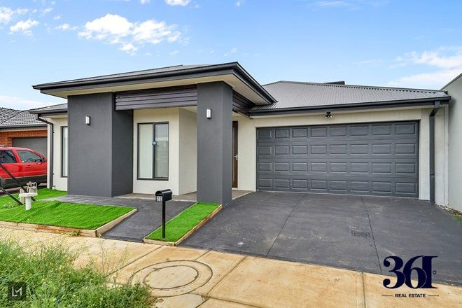 Picture of 22 Broughton Avenue, COBBLEBANK VIC 3338