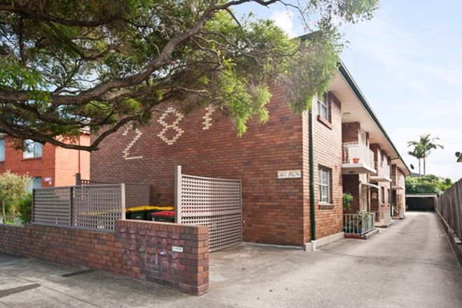 Picture of 10/287 Wardell Road, DULWICH HILL NSW 2203