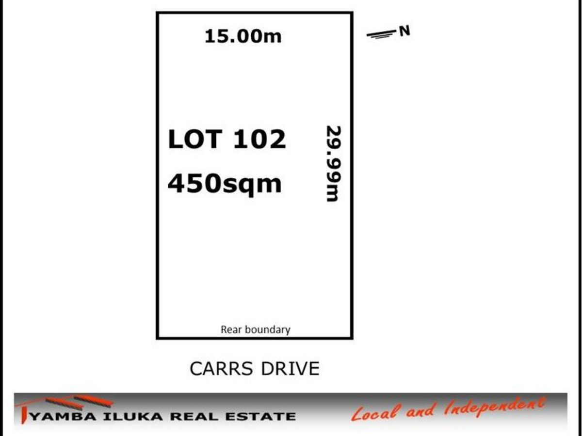 Lot 102 -22 Carrs Drive, Yamba NSW 2464, Image 1