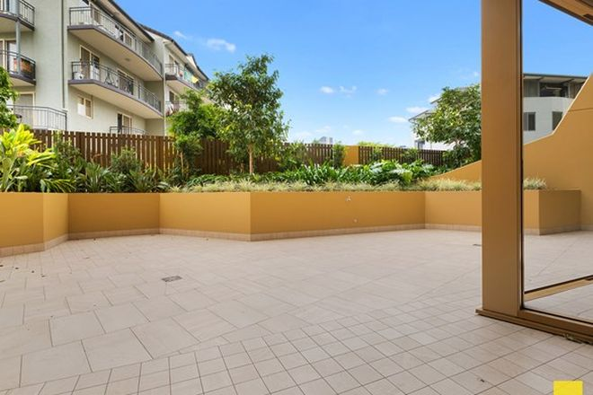 Picture of 105/25 Shafston Ave, KANGAROO POINT QLD 4169