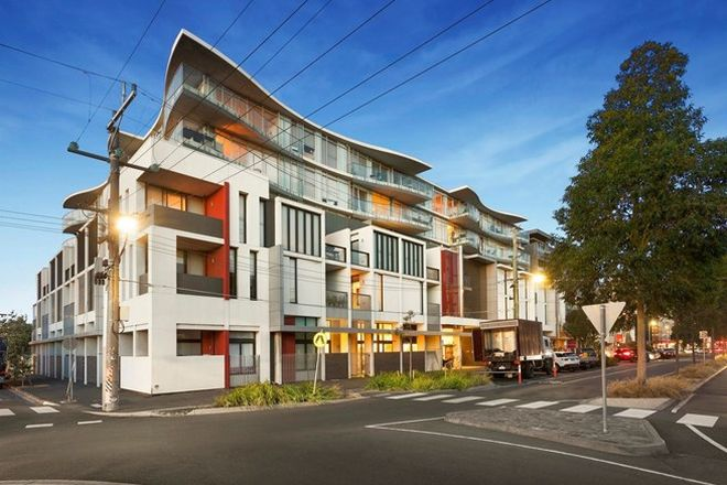Picture of 210/232-242 Rouse Street, PORT MELBOURNE VIC 3207