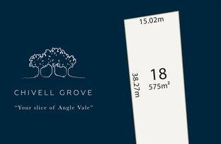 Picture of Lot 18 Flinders Road, Chivell Grove, Angle Vale SA 5117