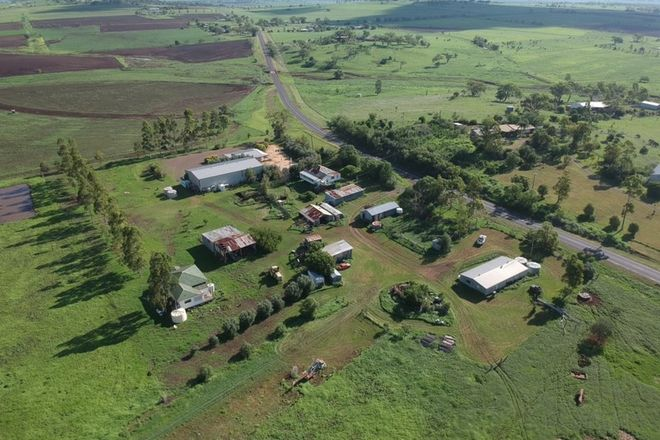 Picture of 656 Kingshorpe Haden Road, CUTELLA QLD 4352