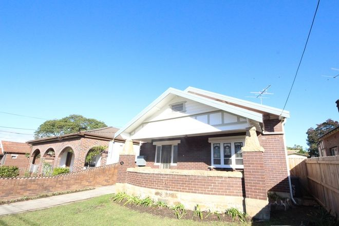 Picture of 33A Ramsay Road, FIVE DOCK NSW 2046