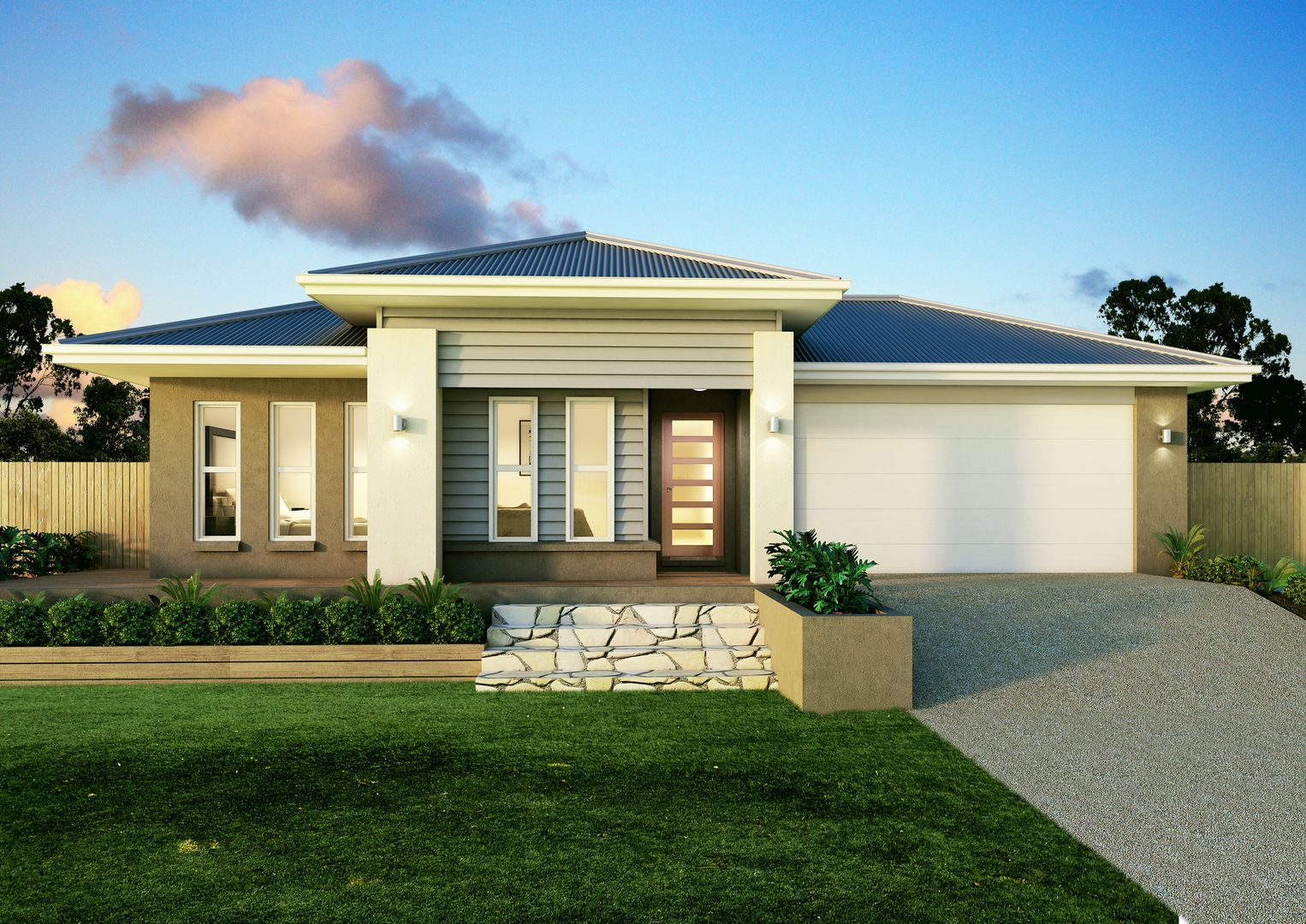 "Lot 34 Townsvale Drive ""MAHONEYS POCKET"", Woodhill QLD 4285, Image 0"