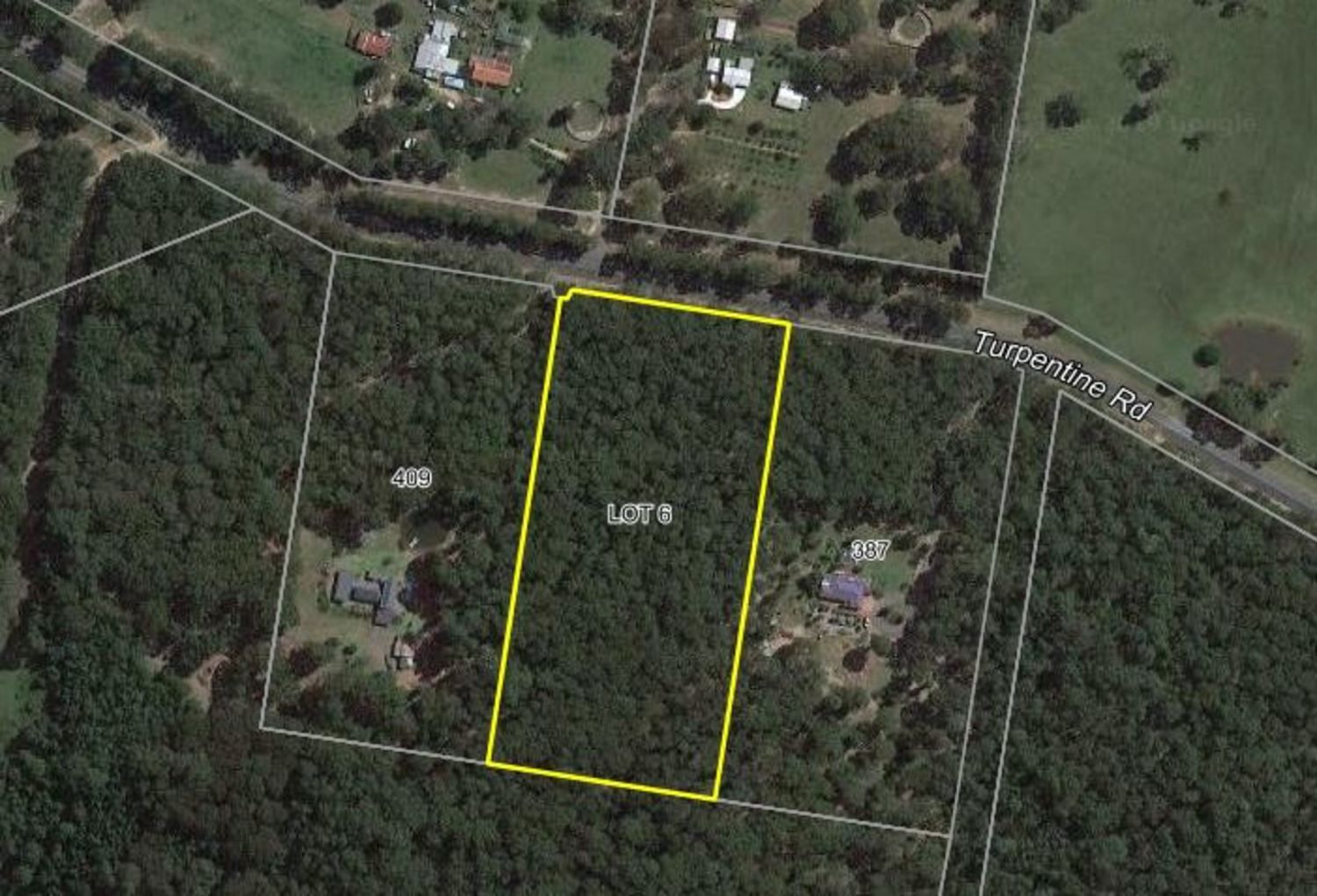 6/DP1045874 Turpentine Road, Tomerong NSW 2540, Image 0