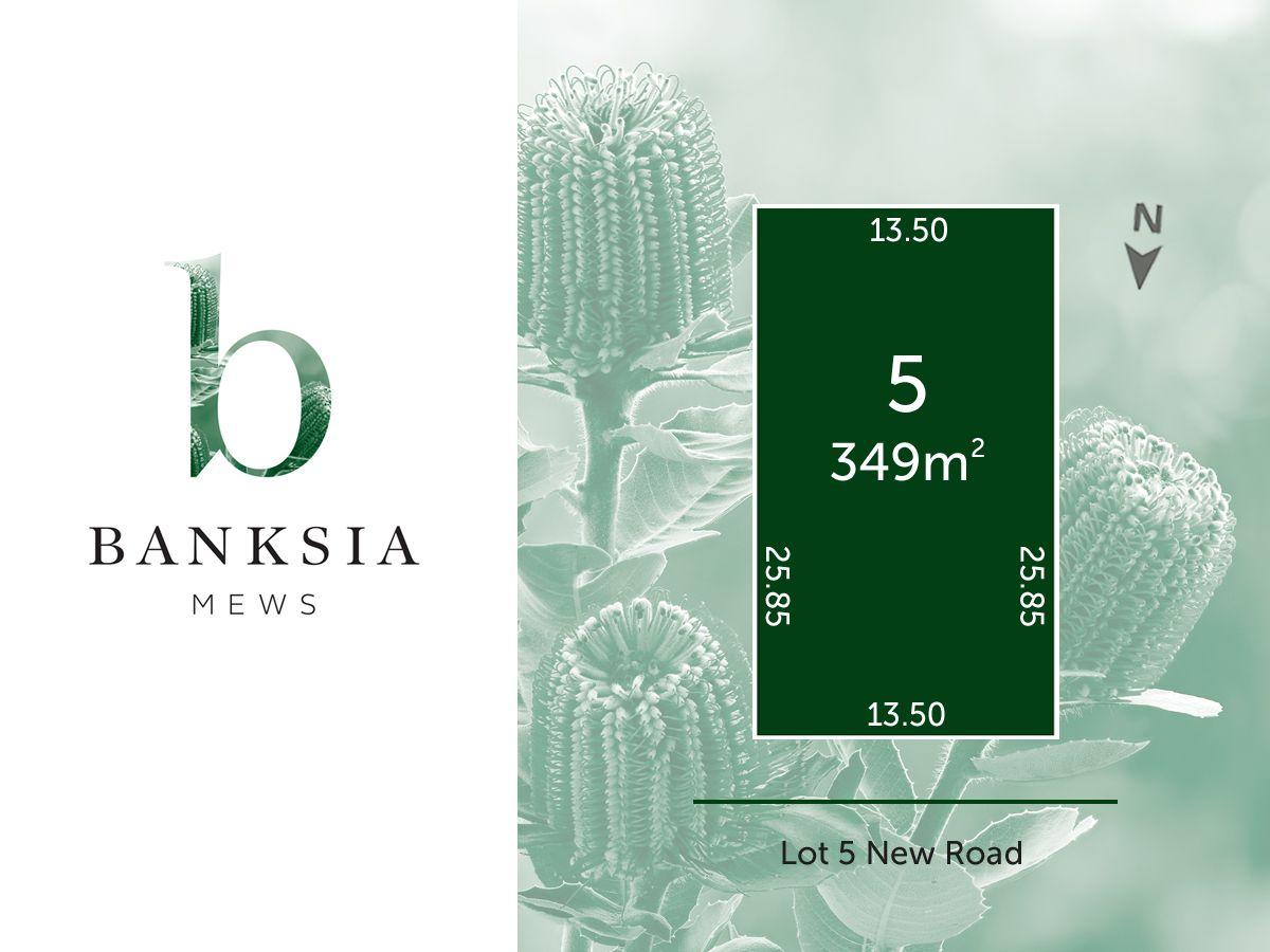 Lot 5 New Road, Banksia Park SA 5091, Image 0