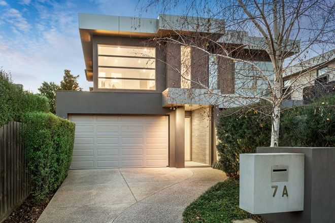 Picture of 7a Devon Street, CAULFIELD NORTH VIC 3161