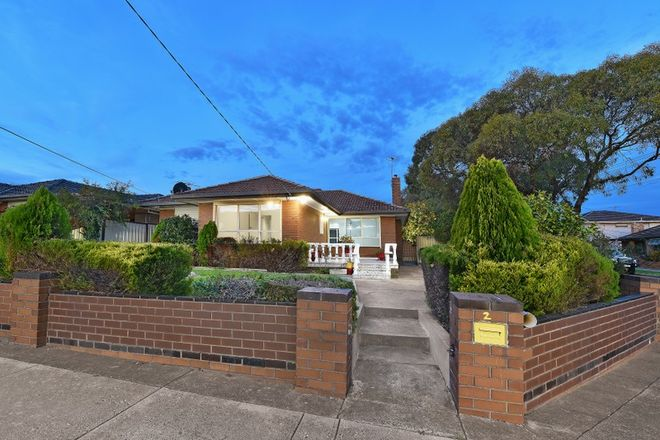 Picture of 2 Patricia Drive, FAWKNER VIC 3060
