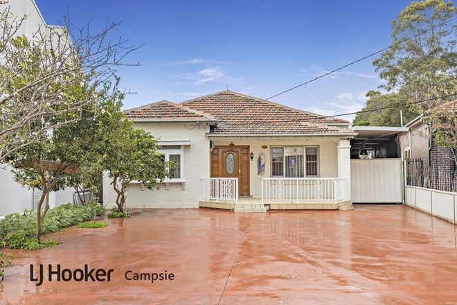Picture of 39 Saxon Street, BELFIELD NSW 2191