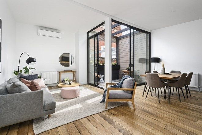 Picture of 3/41 Leveson Street, NORTH MELBOURNE VIC 3051