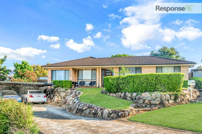 Picture of 6 Dianella Place, KINGSWOOD NSW 2747