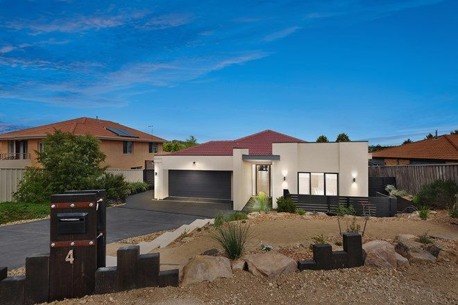 Picture of 4 St Andrews Close, HIDDEN VALLEY VIC 3756