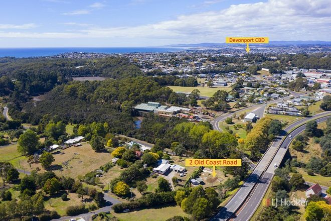 Picture of 2 Old Coast Road, DON TAS 7310