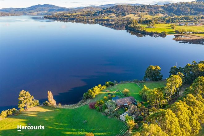 Picture of 3921 Huon Highway, CASTLE FORBES BAY TAS 7116
