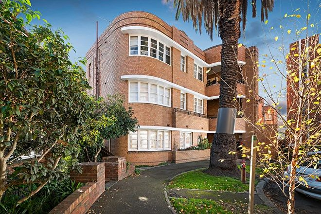 Picture of 1/14 Garden Avenue, EAST MELBOURNE VIC 3002