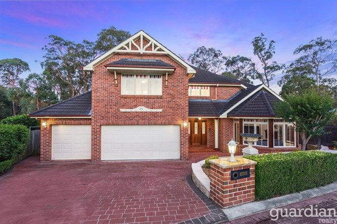 Picture of 36 Kinnard Way, KELLYVILLE NSW 2155