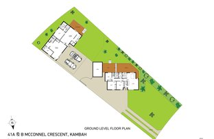 41A&B Mcconnel Crescent, Kambah ACT 2902