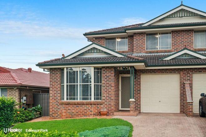 Picture of 7 Kapovic Street, EDENSOR PARK NSW 2176