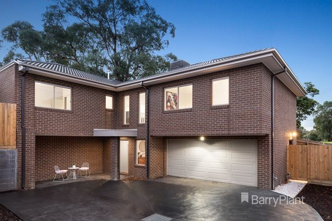 Picture of 2/31 Churinga Avenue, MITCHAM VIC 3132